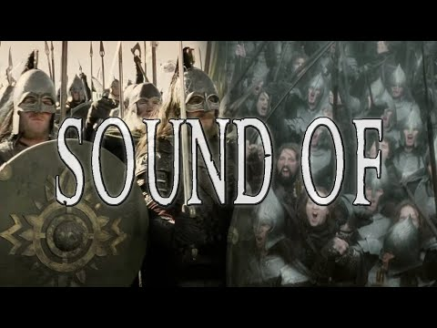 Lord of the Rings - Sound of Men