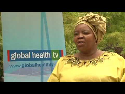 Former Botswana Minister of Health co-chairs conference