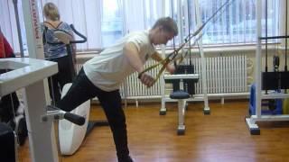 Семинар - Функциональный тренинг, TRX петли