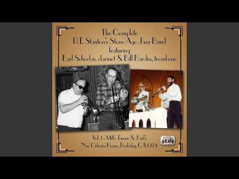 The Complete P.T. Stanton's Stone Age Jazz Band: Volume 1 - Milt's Tavern & Earl's New Orleans House, Berkeley, Ca 1974