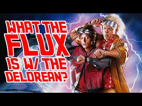 What the FLUX is w/ the DeLorean!?   Desk of DEATH BATTLE
