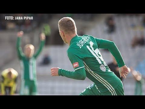 33. voor 2018: Tallinna FCI Levadia - Viljandi JK Tulevik 2:1 (0:0)