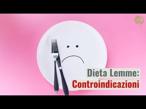 DIETA LEMME SCARICA