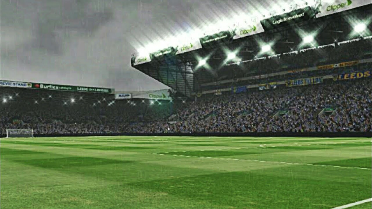 WHAT IF ELLAND ROAD WAS ON FIFA?