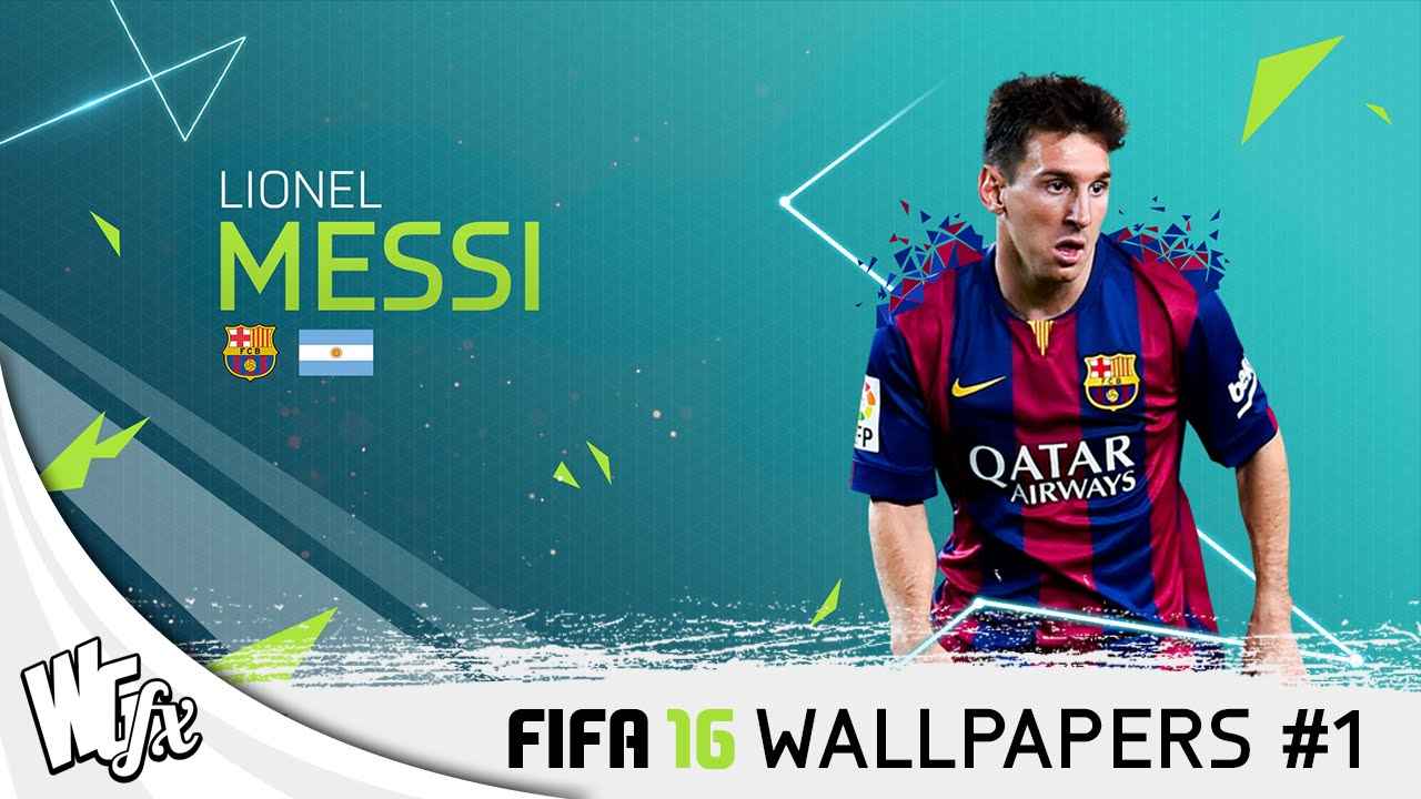fifa 16 | player wallpapers #1 (1-10) | free download! - youtube