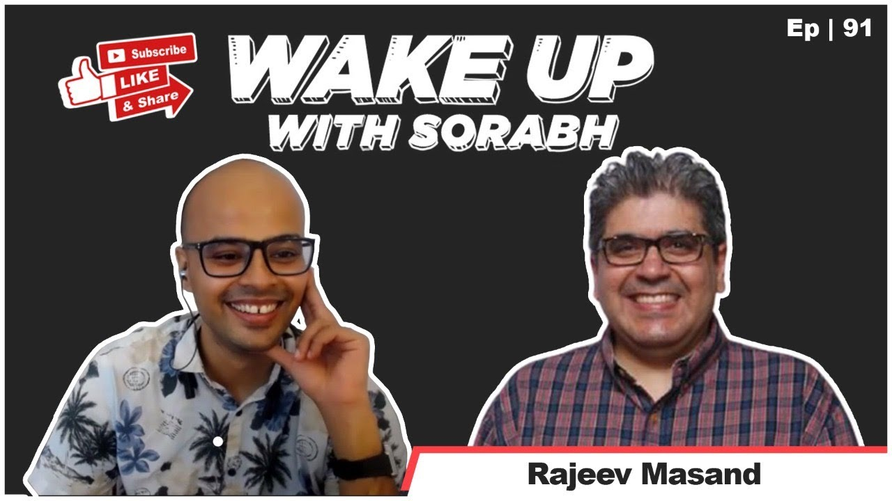 Best & Worst of 90s Bollywood With Rajeev Masand   Wake Up With Sorabh