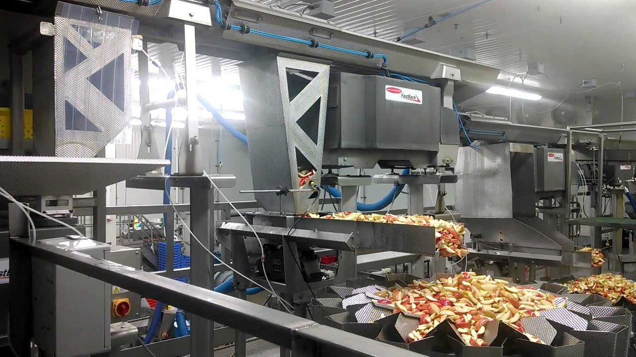 Heat And Control Fastback Conveyors Youtube