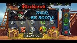 Blackbeard Slot by Leander Games | Arrrrr you ready for great bonus games?