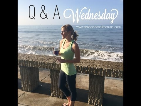 Q & A Wednesday: will Pilates help me lose weight?