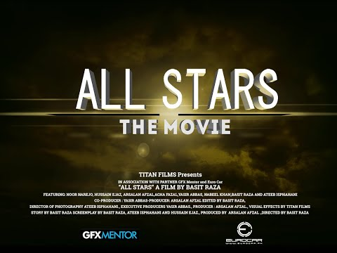 All Stars - The Movie | Superhero | Short film | Titan Productions