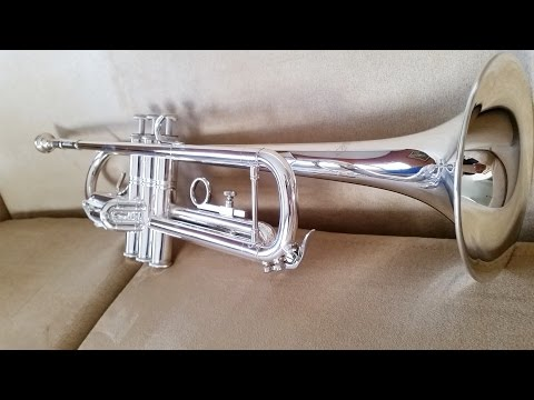 CarolBrass® Model CTR-2000H-YSS-Bb-S