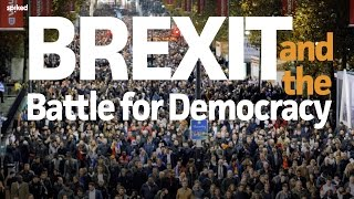 Brexit and the Battle for Democracy