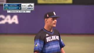 Baseball #CAAChamps Game 3 Highlights | #5 Delaware 3, #6 Hofstra 1