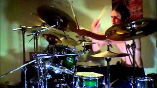 Stigma Diabolicum - Belphegor - Drum cover.