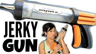 JERKY GUN Jr. homemade beef jerky maker | Does it Work?