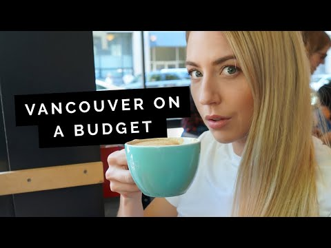 VANCOUVER Travel Guide: Budget Tips | Little Grey Box