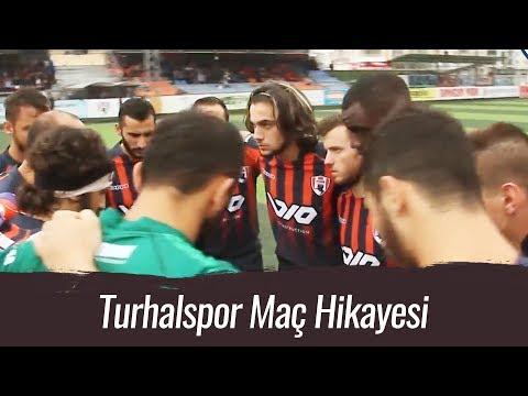 Atakum Belediyespor-Turhalspor Maç Hikayesi