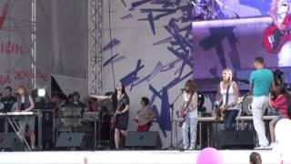 """Ранетки - """"Ревность"""" (Спортивный город 2011)"""