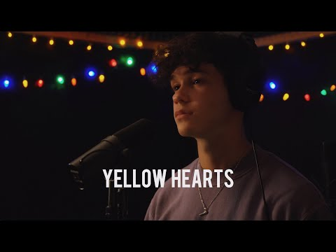 Ant Saunders - Yellow Hearts (Cover by Sebastian Javier)