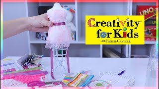 Creativity For Kids Designed By you Fashion studio