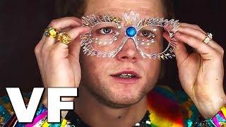ROCKETMAN Bande Annonce VF (2019) Elton John Le Film, Taron Egerton