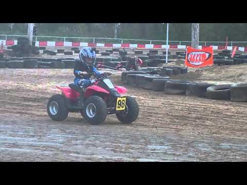 Heat Circle Track 50cc Kc Raceway 4/17/16
