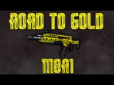 BO2: Road To Gold - (M8A1)