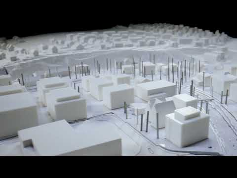 1. Platz - Internationaler städtebaulicher Wettbewerb Quartier Backnang West