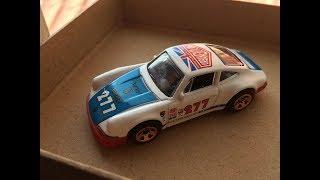 Hot Wheels '71 Porsche 911 Diecast Review