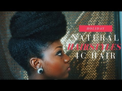 natural-hairstyles-for-the-holidays-|-4b/4c-hair