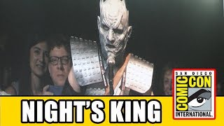 Night's King Surprise Appearance at Game of Thrones Comic Con 2017 Panel