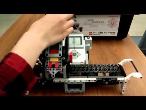 LEGO EV3 Color Sorter | Doovi