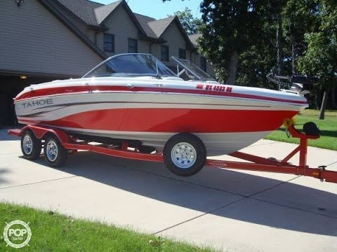 [SOLD] Used 2007 Tahoe Q6 Ski/fish In Franksville, Wisconsin