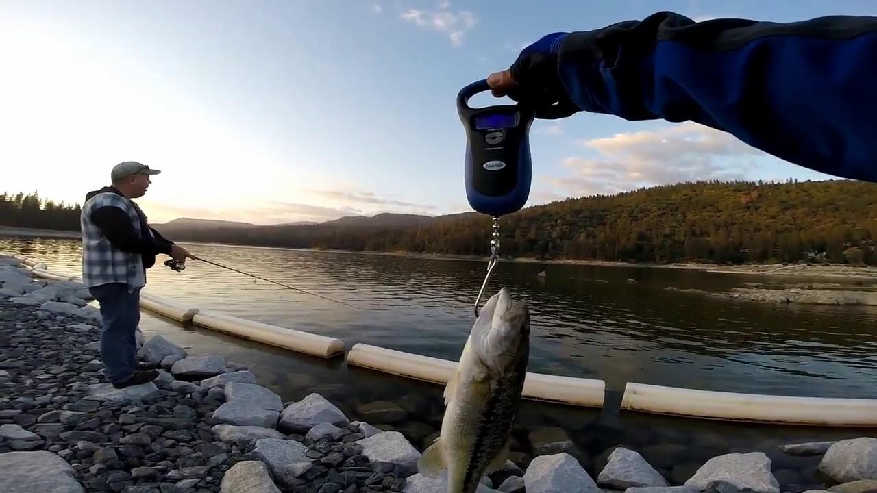 Fishing at bass lake doovi for Millerton lake fishing