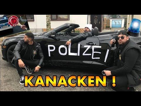 KANACKEN ALS POLIZISTEN !!