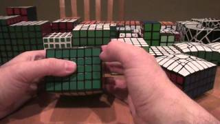 Puzzle Collection Part 3:  Rise of the Cuboids!