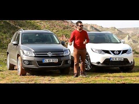 test - nissan qashqai - youtube
