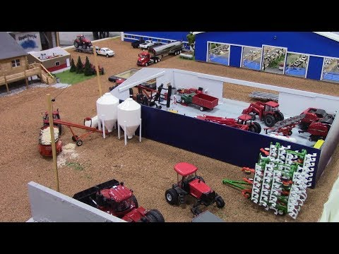 Chase Duenow's 1/64 Dairy Farm