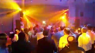 איציק אשל חתונה דתי לאומי חסידי   ניגון הצמח צדק   studio live by itsik eshel mariage 2016
