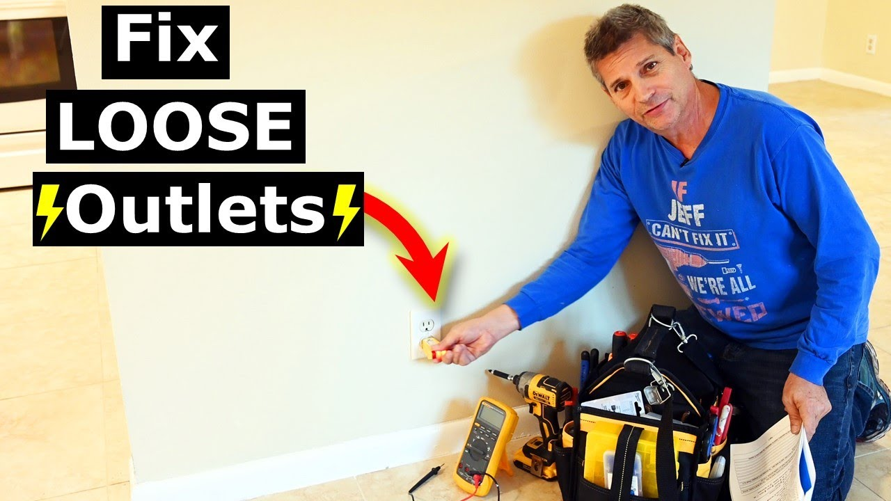 12 Tricks To Tighten Loose Electrical Outlets, Switches