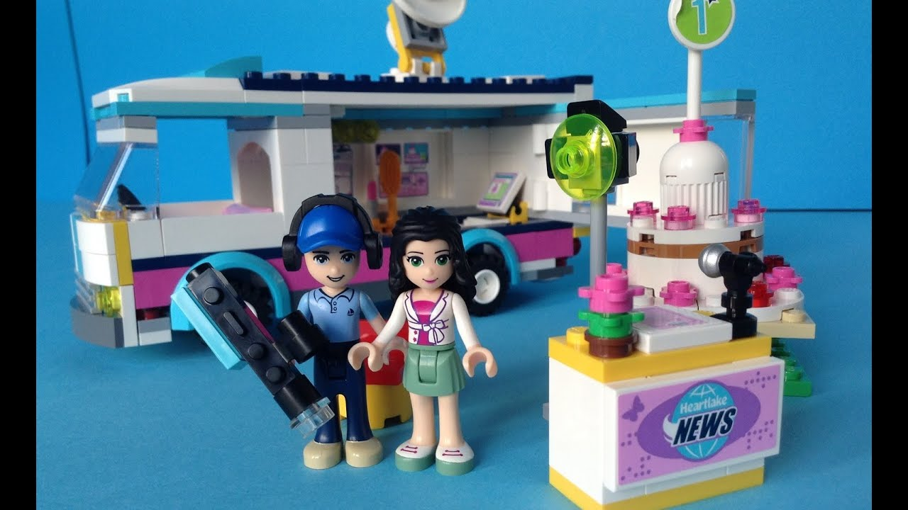 lego friends youtube. Black Bedroom Furniture Sets. Home Design Ideas