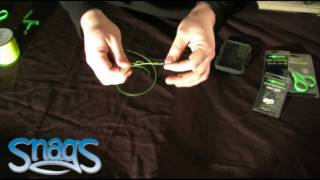 How to Tie a Grinner Knot