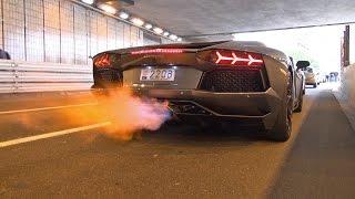 BEST of Lamborghini Aventador: Novitec Torado, Hamann Nervudo, DMC LP900!