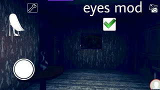 Eyes horror mod in the granny! Играю за крейси в бабуле гренни! Eyes the horror game в бабуле гренни