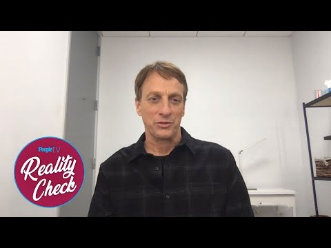 Once 'The Masked Singer' Told Tony Hawk He Could Sing A Song By The Cure, He Was All In | PeopleTV