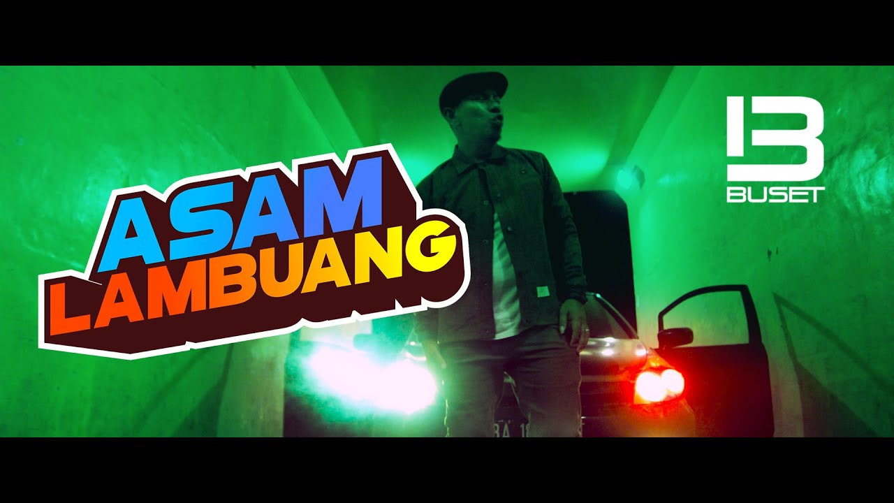 Download Ajo Buset - Asam Lambuang (Official Music Video)