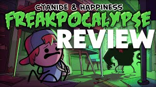 Cyanide & Happiness: Freakpocalypse Review - Freaks and Geeks (Video Game Video Review)