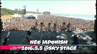 祝!JAPAN JAM 2018出演決定! JAPAN JAM 2016出演時のでんぱ組.inc オ...