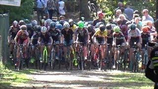 Cyclocross nieuwelingen U17 Lichtaart 13/10/2018
