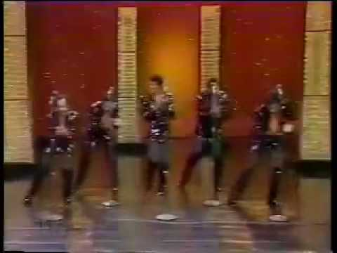 The Temptations  Treat her like a lady   Ali Ollie Woodson